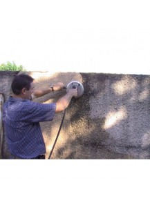 Cloche de nettoyage mural